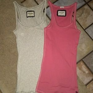 (2) Abercrombie & Fitch Tank Tops